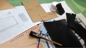 ココロネ革教室鈴木の活動